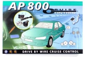 Cruise-AP800 iepakojums