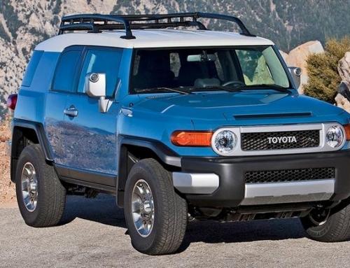 Šonedēļ laba cena Toyota FJ sakabes āķiem.